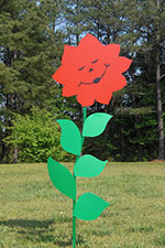 6ft_Flower_on_stake
